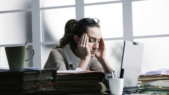 Влияние на стреса върху мозъчната дейност